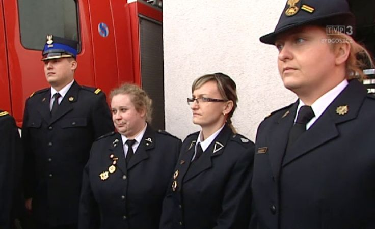 Nikt nie oddał w kraju tyle krwi, co strażacy z Nakła