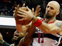 NBA: Wizards lepsi od Cavaliers. 150. raz Gortata