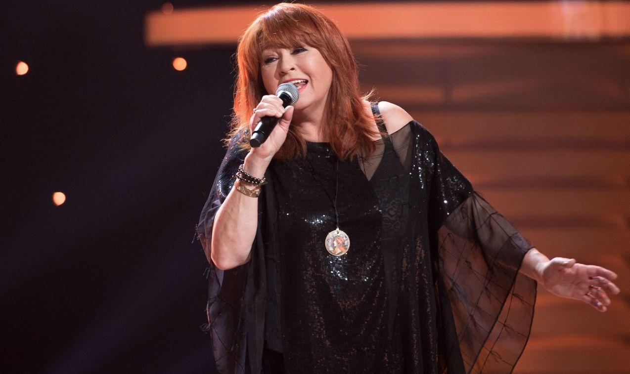 Gwiazdą muzyczną wieczoru była Danuta Błażejczyk (fot. TVP)