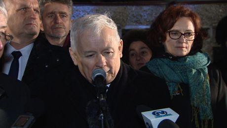 Jarosław Kaczyński z wizytą w Starachowicach