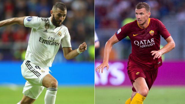 Liga Mistrzów: oglądaj mecz Real kontra Roma