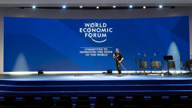 Forum ekonomiczne w Davos potrwa od wtorku do piątku (fot. PAP/EPA/GIAN EHRENZELLER)