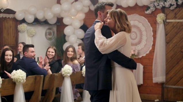 Galeria: Ula bierze ślub!