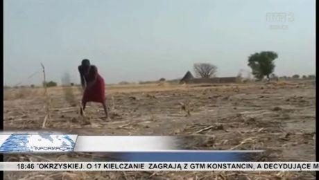 Kopiemy studnie w Afryce