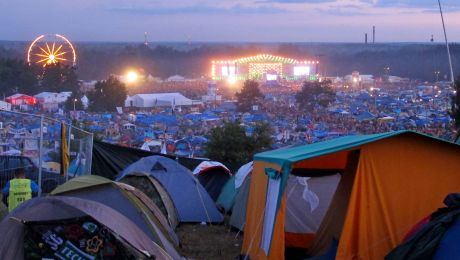 Bezpretensjonalny Shaggy zagra na Przystanku Woodstock