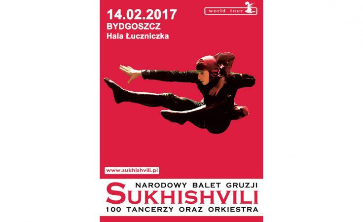 """Narodowy Balet Gruzji """"SUKHISHVILI"""