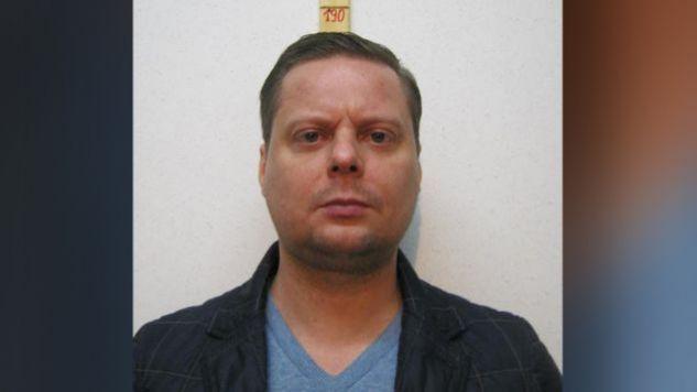 Poszukiwany Piotr Ruzicki (fot. policja.waw.pl)