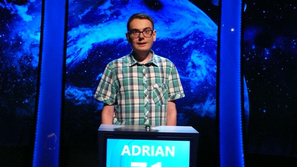 Zwycięzcą 7 odcinka 108 edycji został Pan Adrian Gerula