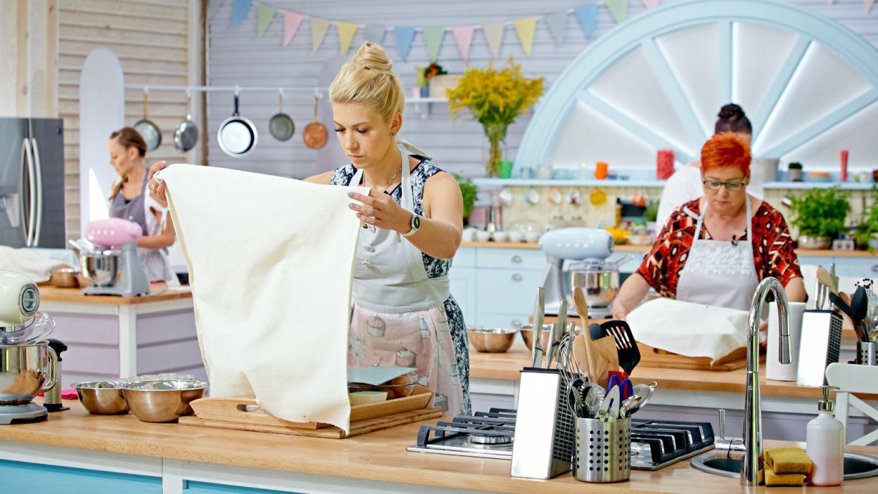 Na przygotowanie deseru mieli ponad dwie godziny (fot. TVP)
