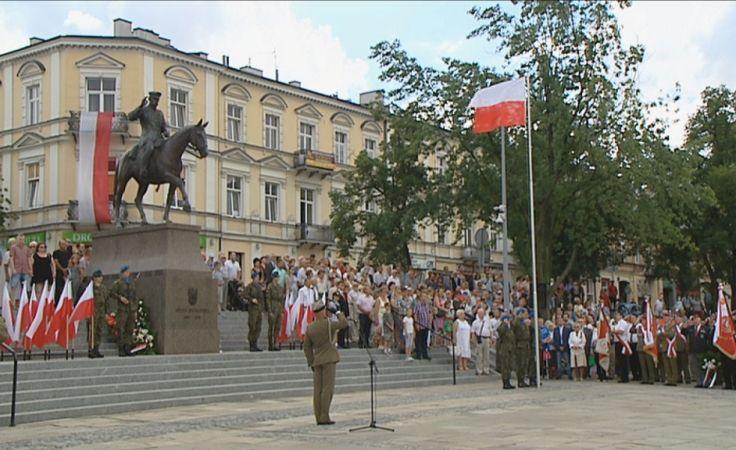 Święto Wojska Polskiego. Uroczystości
