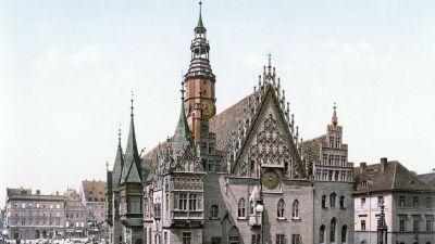 Pomniki historii –  Wrocław i Toruń