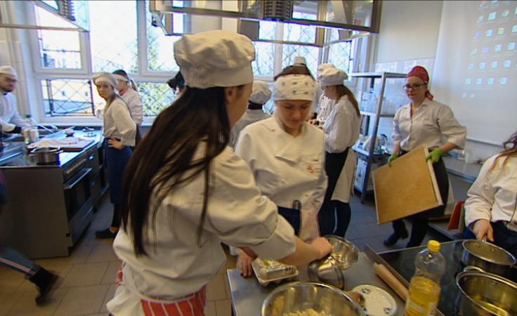 Zagraniczne praktyki i sukcesy absolwentów gastronomika