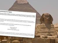 Po ostrzeżeniach MSZ przed zamachami w Egipcie biura podróży odwołują wyjazdy