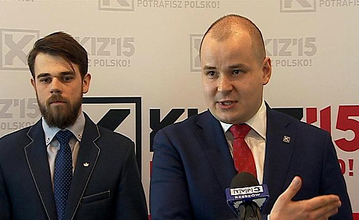 Maciej Masłowski z Kukiz 15  o antysystemowej współpracy
