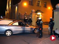 Prokuratura zbada sprawę śmierci kibica w Knurowie. Broń już zabezpieczona