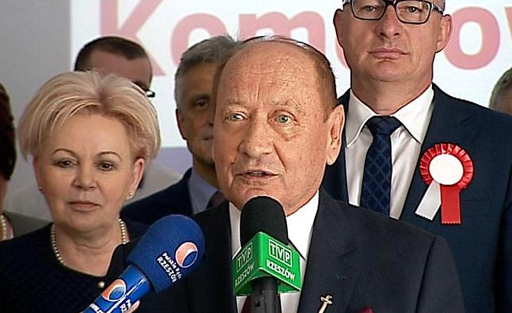 Komitet poparcia Bronisława Komorowskiego