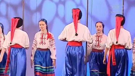 43. Festiwal Ukraińskich Zespołów Dziecięcych