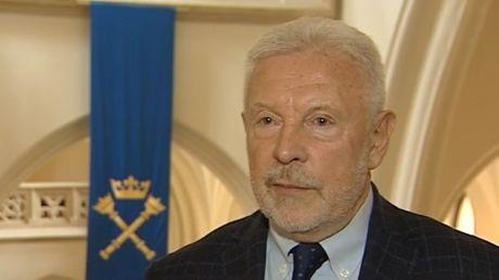 SKS był znakiem oporu oraz przykładem i wezwaniem dla innych – mówi  prof. Tomasz Gąsowski. (fot. TVP Kraków)