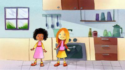 Milly i Molly, odc 6 – Tofik