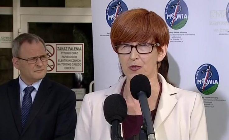 Elżbieta Rafalska, fot. TVP3 Katowice
