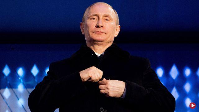 """""""Niedźwiedź nigdy nie prosi o zgodę"""". Putin chwali się swoimi osiągnięciami [RELACJA]"""