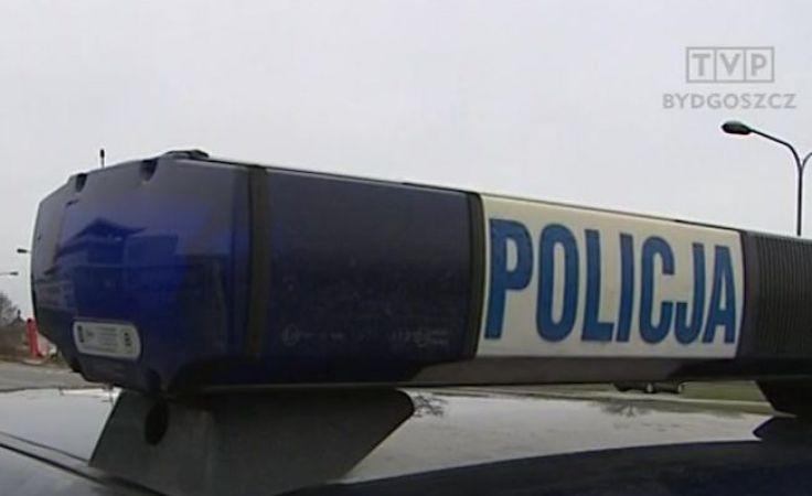 Aleksandrowscy policjanci zatrzymali złodzieja