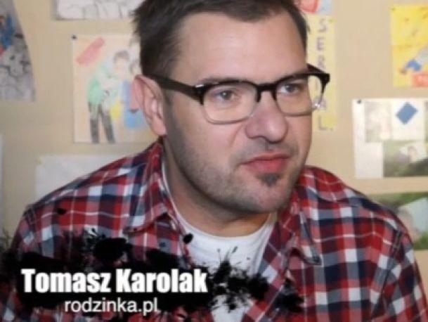 Tomasz Karolak: to jest serial z misją
