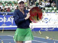 Tokio: Wozniacki pokonała w finale sensacyjną Osakę