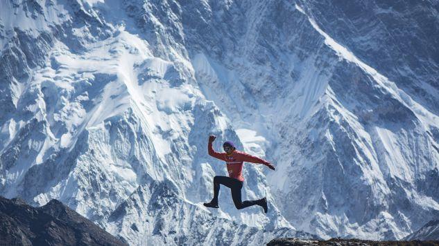 Robert Celiński po raz czwarty ukończył maraton na Mount Everest (fot. Adrian Dmoch)