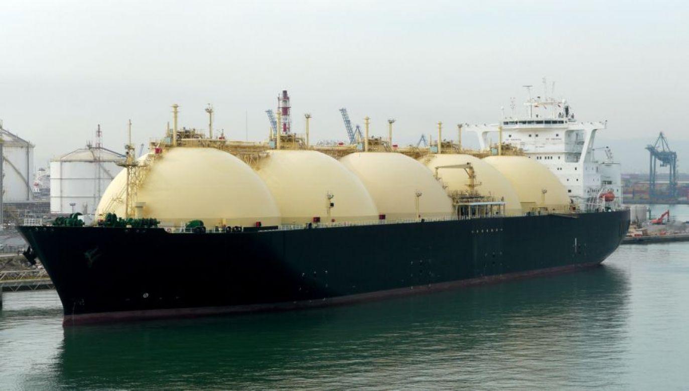 Rośnie globalizacja rynku gazowego (fot. Wikipedia)