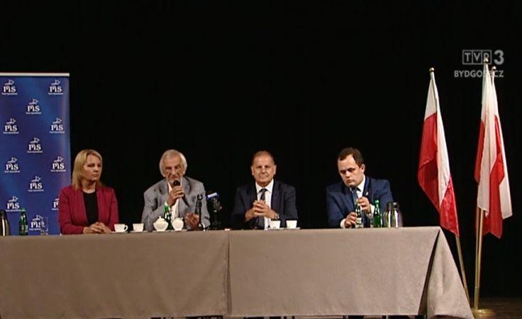Polityczna ofensywa PiS-u w kujawsko-pomorskiem