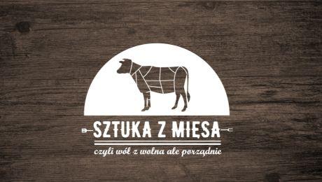 Sztuka z mięsa