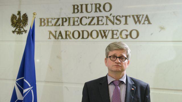 Paweł Soloch zwolnił płk. Czesława Juźwika. Ekspert BBN służył w WSW