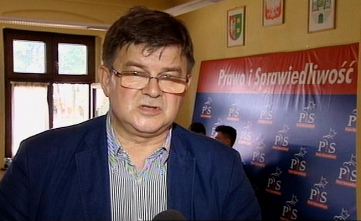 Poseł Jerzy Materna obiecuje, że dobra zmiana jest możliwa