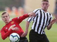 17-letni Polak w United.