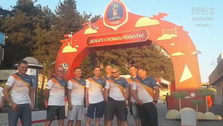 W Soczi z piłkarzami