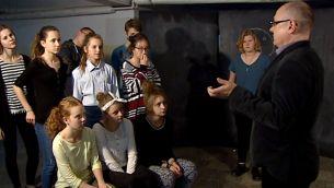 Teatr Światło i Cień, czyli gimnazjaliści zakochani w teatrze