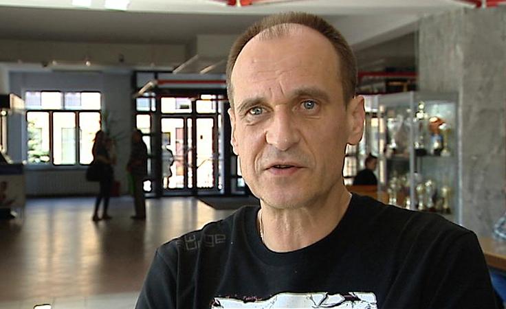 Kandydat na prezydenta Paweł Kukiz w Rzeszowie