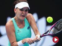 Dubaj: Radwańska gra z Kasatkiną. Oglądaj!