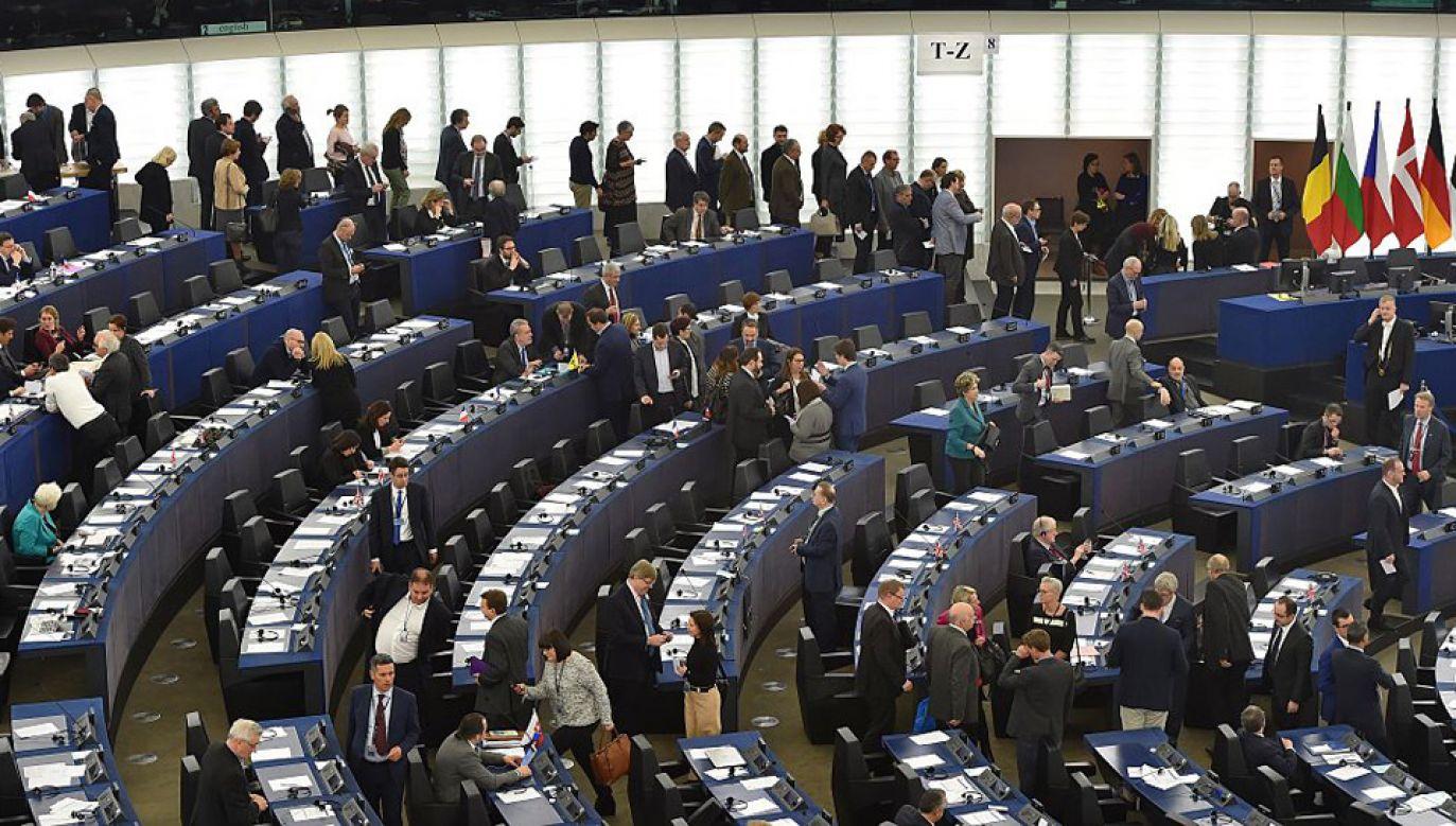 Parlament Europejski (fot. Mustafa Yalcin/Anadolu Agency/Getty Images)