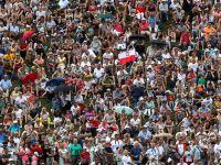 CBOS: 97 proc. Polaków odczuwa dumę z pochodzenia narodowego