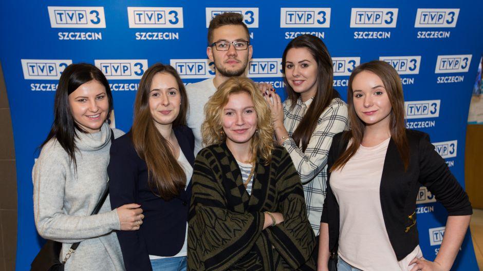 Studenci Instytutu Pedagogiki Uniwersytetu Szczecińskiego