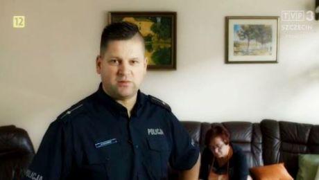 Aktywny i bezpieczny senior - Oszustwo na policjanta