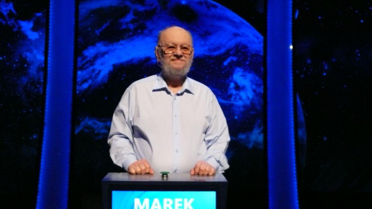 Marek Nasiadka - zwycięzca 4 odcinka 112 edycji