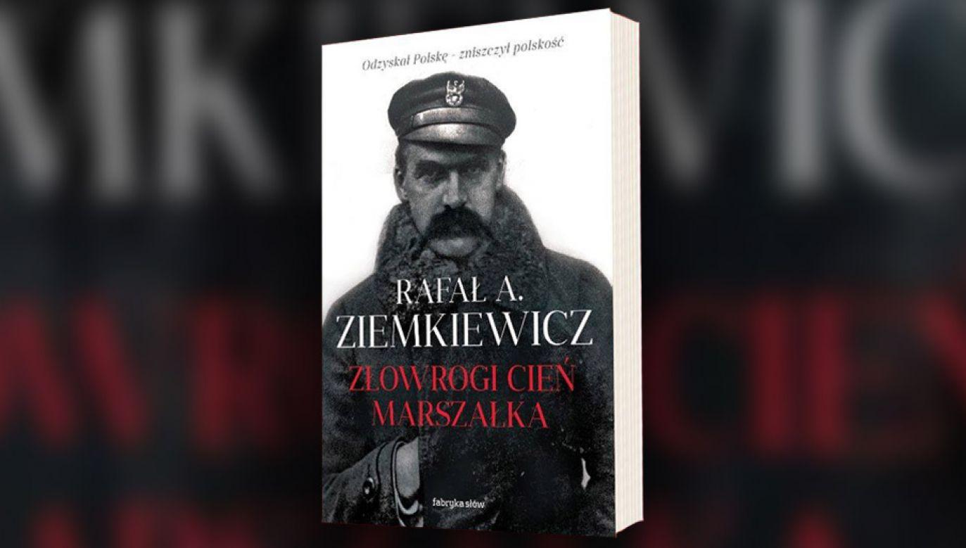Nowa książka Rafała Ziemkiewicza (fot. fb/Rafał Ziemkiewicz)