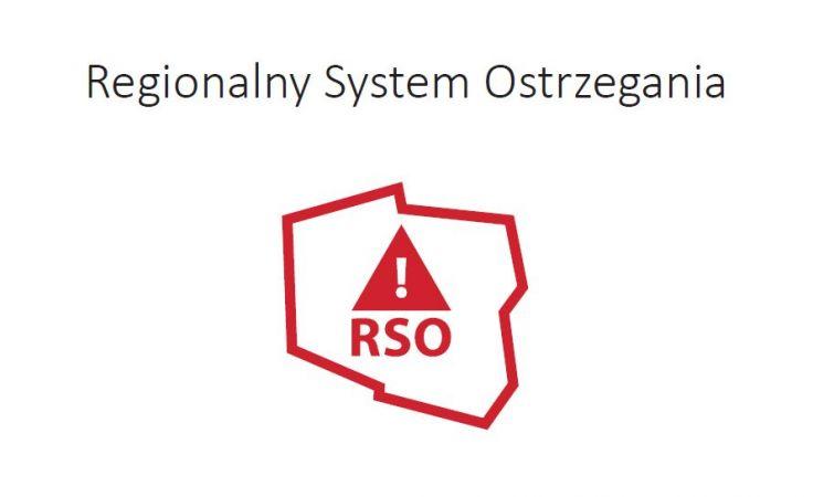 Regionalny System Ostrzegania (RSO) TVP