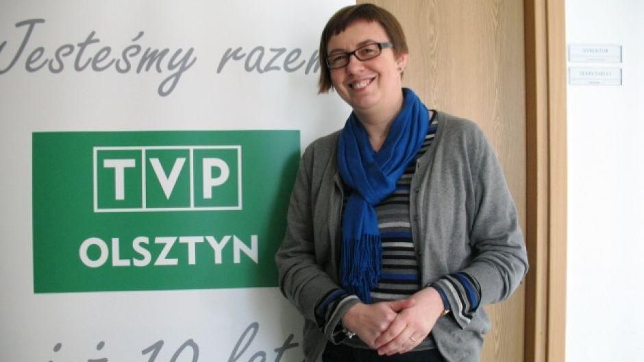 Kornelia Kurowska, prezes Fundacji Borussia.