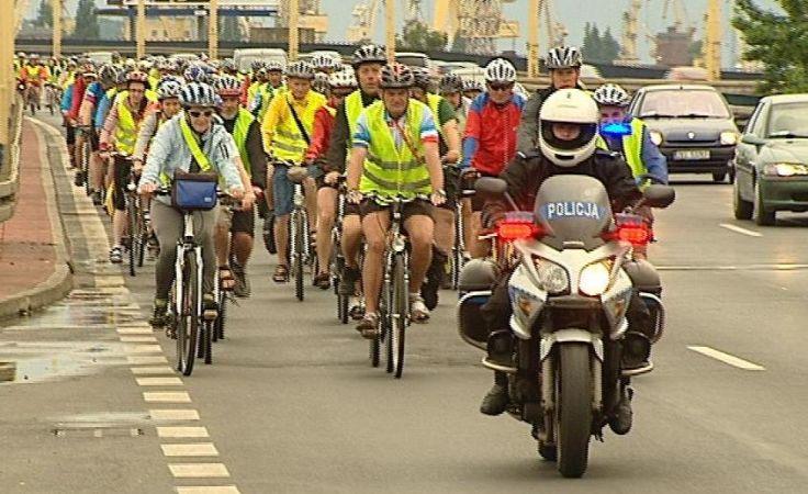 Na rowerach do Częstochowy
