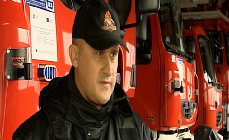 Zaognione nastroje w Straży Pożarnej. Trwa protest