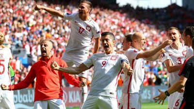 EURO 2016 – 1/4F: Polska – Portugalia